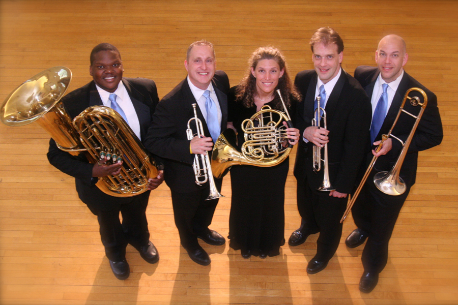 Occasional Brass and Strings: About Us: History and Future